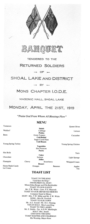 60 Sl Minutes Shoal Lake History