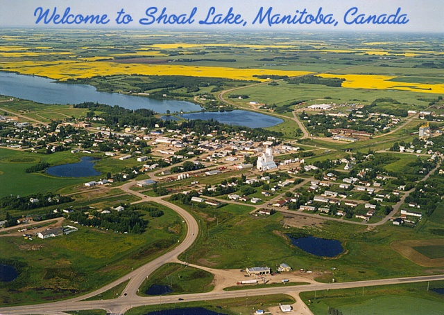 Aerial SL photo circa 1982